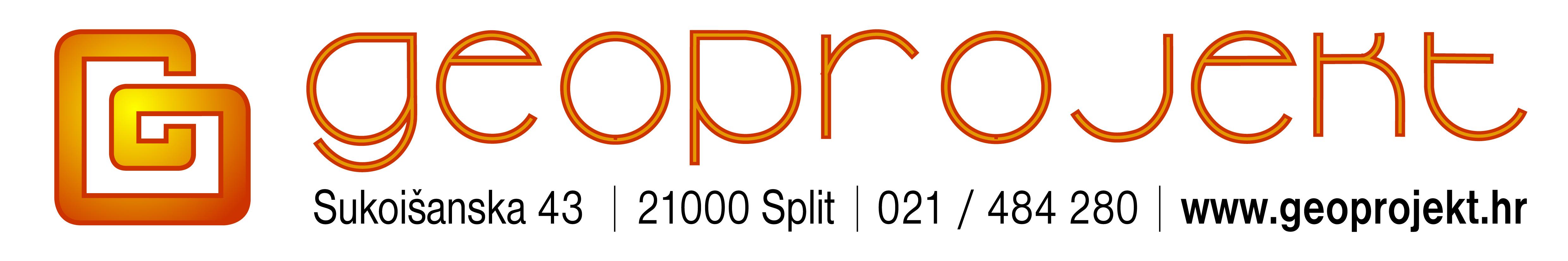 Geoprojekt logo+adresa
